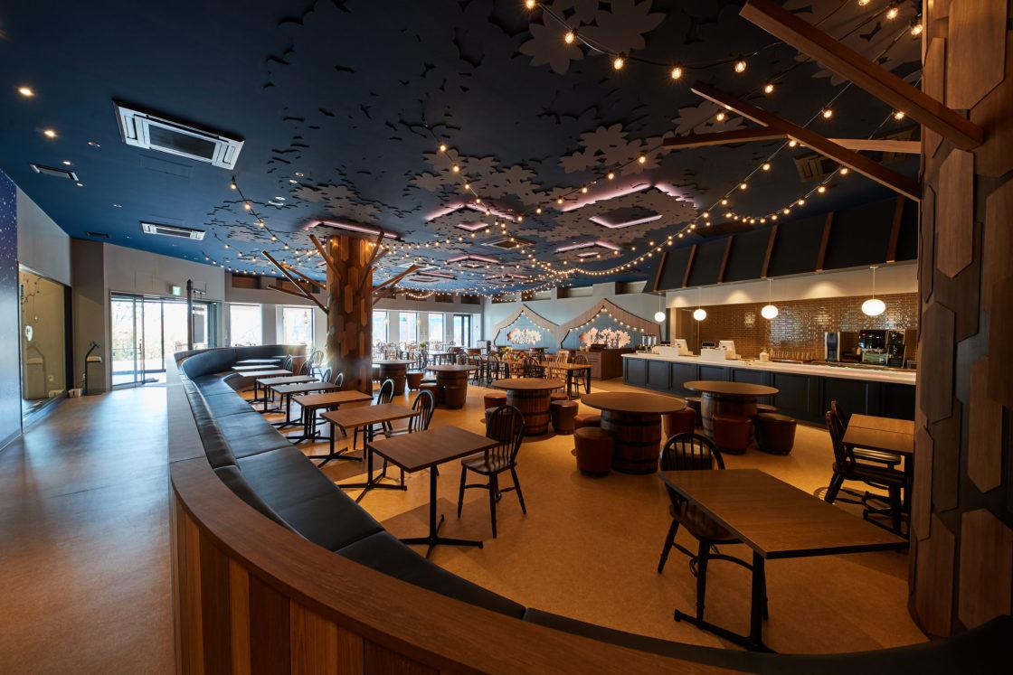 ムーミン谷の食堂 2