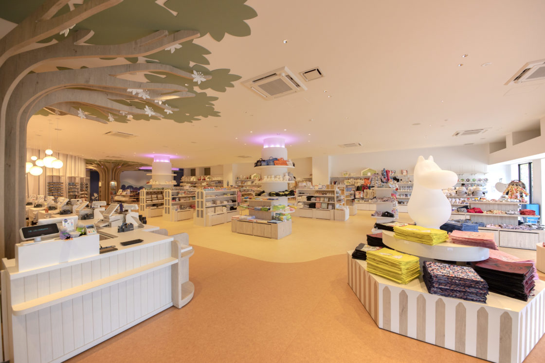 Main Shop Moominvalley 1