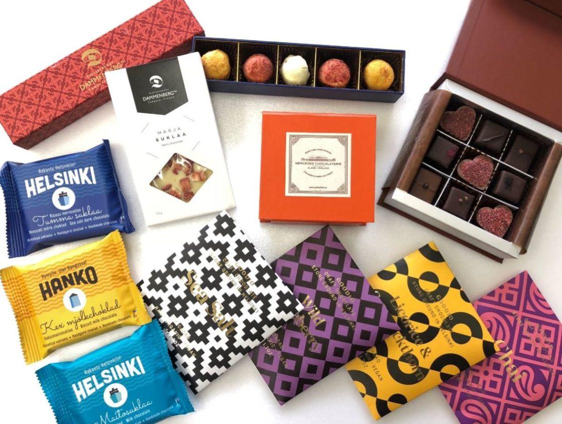LAAVU / Chocolat Finland 1