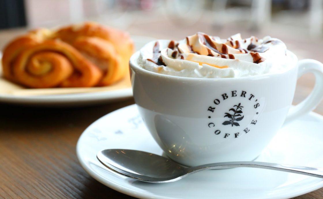 ROBERT'S COFFEE 1