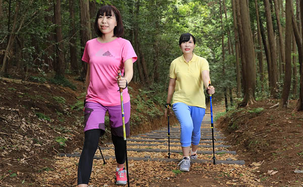 The Nordic Walking Festival in metsä Village will be held on November 11th.