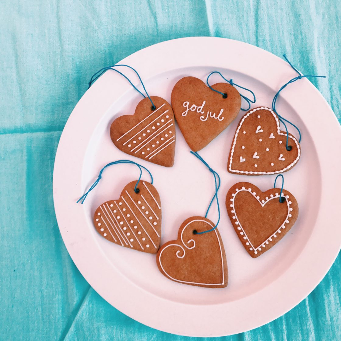 Delicious Scandinavian Time Icing Cookie Association 1
