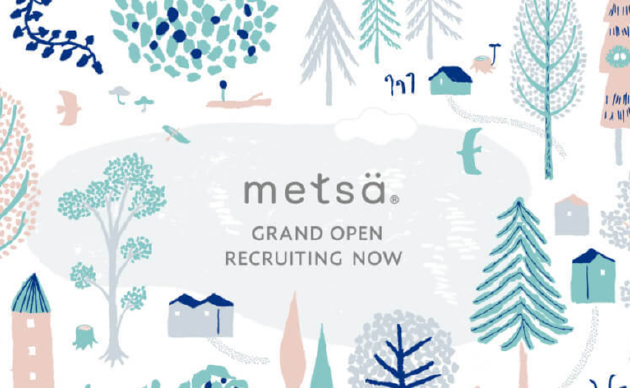 Moominvalley Park / metsä grand opening staff recruitment start! 1