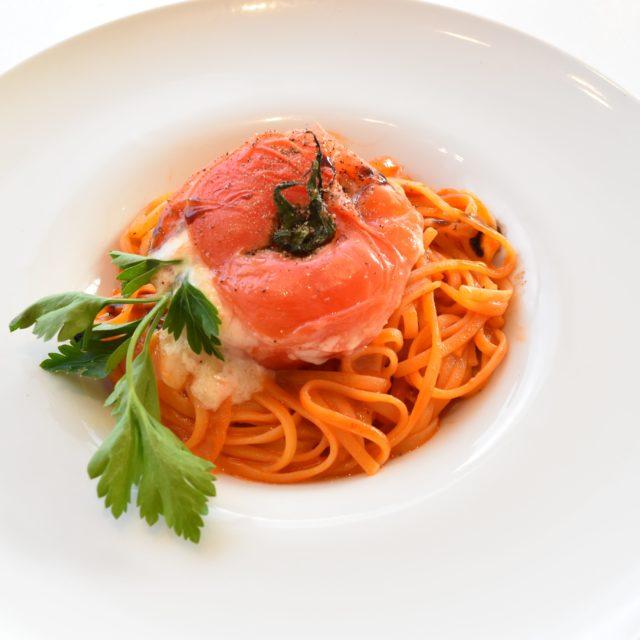 Whole tomato napolitan