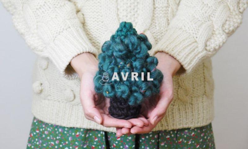 手編みでつくる、みんなのメッツァ 1