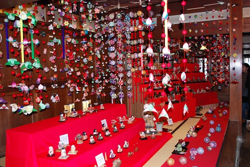 "This year's Hinamatsuri will be in Hanno City! ""Metsä Village"" Sogberg (Canoe Studio) will also participate in the stamp rally of ""Hanno City Hina Ornament Exhibition""."