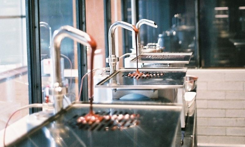 "Chocolate workshop ""JOY JOY"" 3"