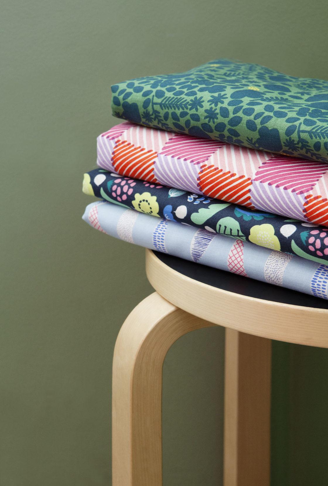 島塚絵里 textile WORKSHOP 1