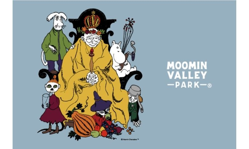 """Enjoy this fall at the """"Moominvalley Park Harvest""""! 1"""