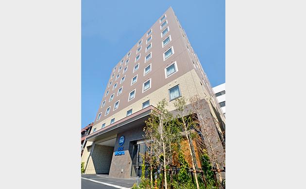 ベストウェスタン東京西葛西グランデの外観写真