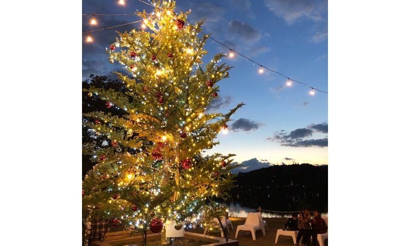 「メッツァビレッジ」のクリスマス ~北欧の森とクリスマスマーケット~ 2