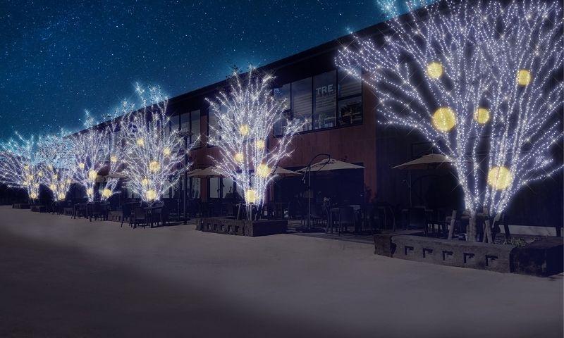 「メッツァビレッジ」のクリスマス ~北欧の森とクリスマスマーケット~ 3