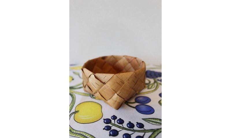 北欧伝統工芸ネーベルスロイド / 白樺樹皮細工 1