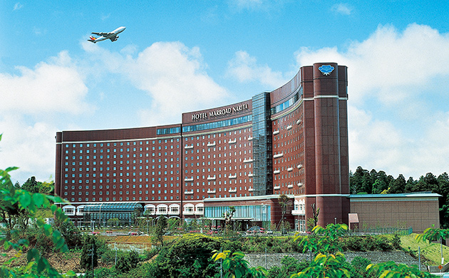 Exterior photo of Marroad International Hotel Narita