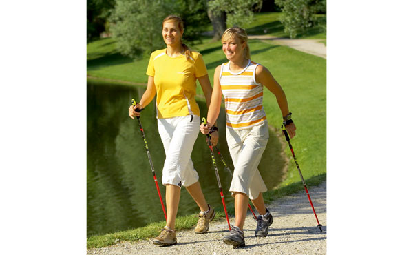 Enjoy Nordic walking! 1
