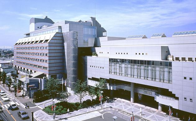 川越プリンスホテルの外観写真