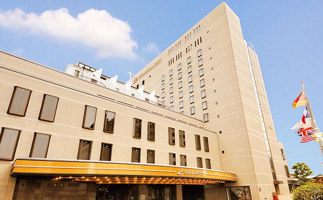 レンブラントホテル厚木の外観写真