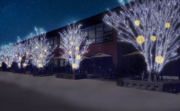 北欧のクリスマスがやってくる♪ <br>「メッツァビレッジ」のクリスマス ~北欧の森とクリスマスマーケット~ 2