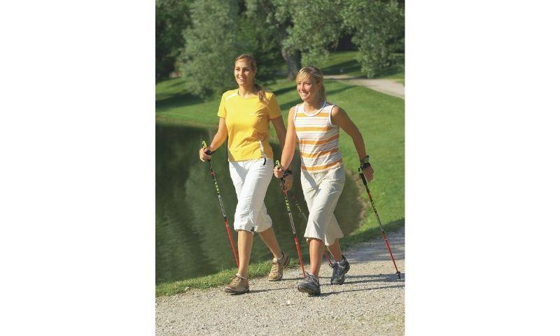 Enjoy Nordic walking! 1
