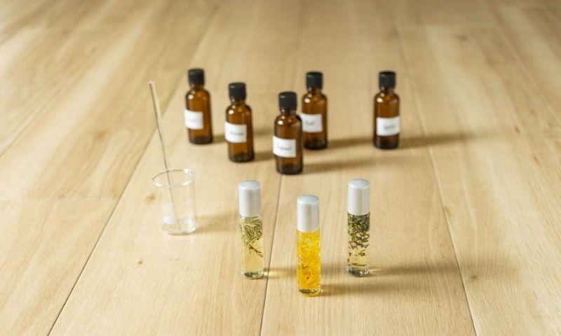 Workshop to enjoy the scent of Scandinavia 1