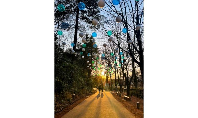 Instagramフォトコンテスト<br />「WINTER WONDERLAND in MOOMINVALLEY PARK」 1