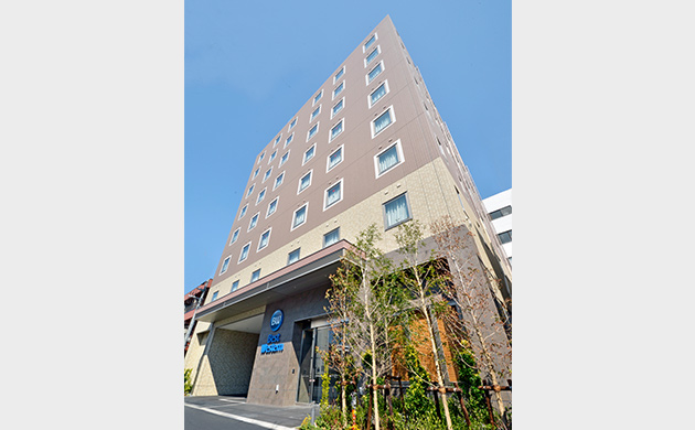 Exterior photo of Best Western Tokyo Nishikasai Grande