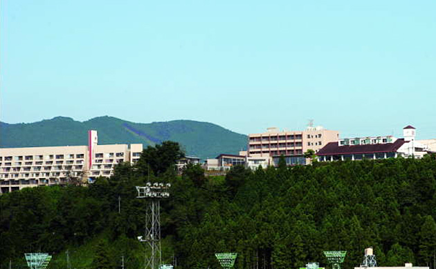 Exterior photo of Natural Farm City Norin Hotel