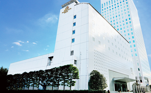 Exterior photo of Rembrandt Hotel Ebina