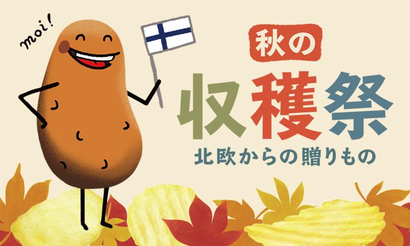 秋の収穫祭~北欧からの贈り物~ 1